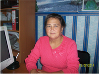 Гайнетдинова Рамзия Рашитовна - специалист 2 категории ( по вопросам ГО и ЧС)